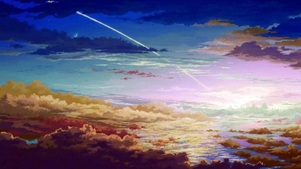 Облака улетали за горизонт, пропадая за верхушками высоких елей. Куда…? Кирилл не знал… У него не было карты… Он не мог зарядить аккумулятор своего смартфона…