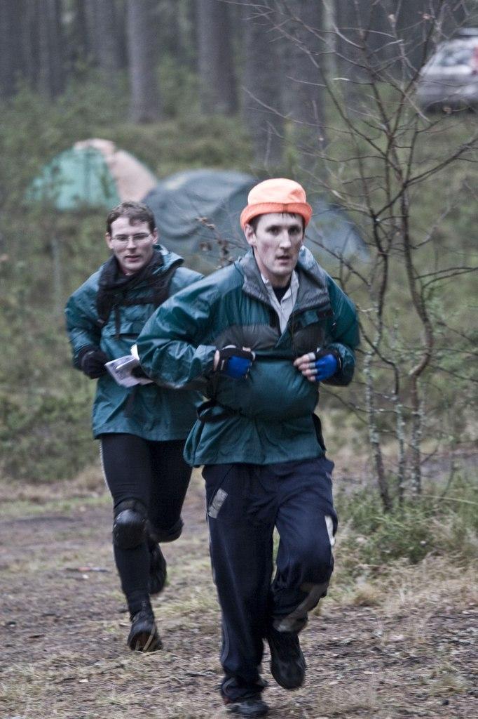 пробежали 24,5 км: 100 очков за 3:06 Филиппов Илья и Исаков Георгий